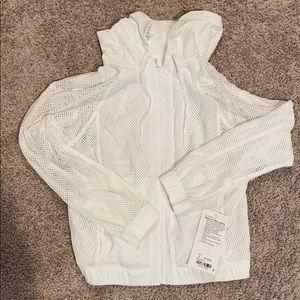 Lululemon Mesh in Mesh Jacket
